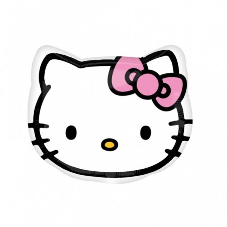Balon folie figurina 45 cm Hello Kitty