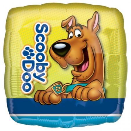 Balon folie patrata 45 cm Scooby-Doo