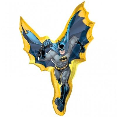 Balon folie figurina Batman in Action