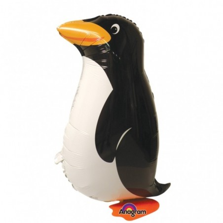 Balon folie airwalker Pinguin
