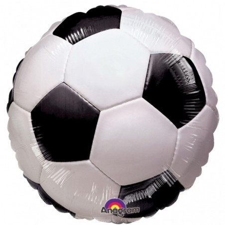 Balon folie 45 cm Minge Fotbal