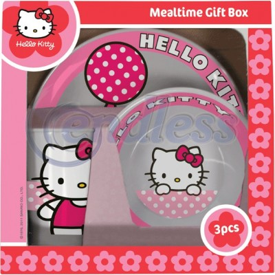 Set cadou Hello Kitty Tulip
