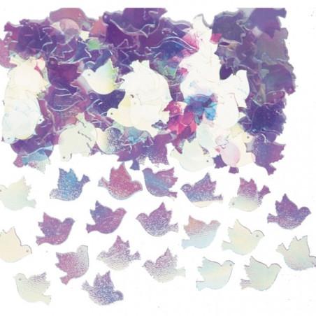 Confetti masa porumbei nunta