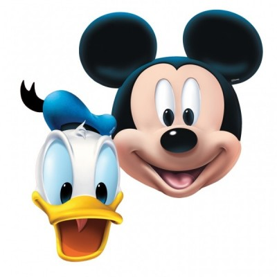 Set 4 masti Mickey Mouse