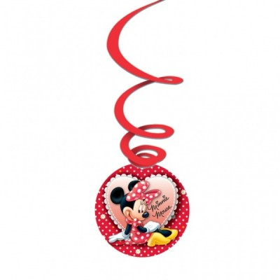 Set 3 spirale Minnie