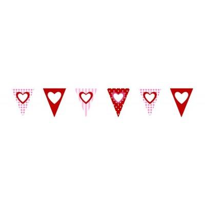 Banner stegulete Love
