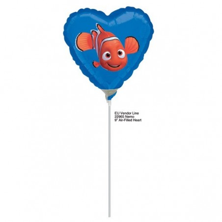 Balon mini folie Nemo