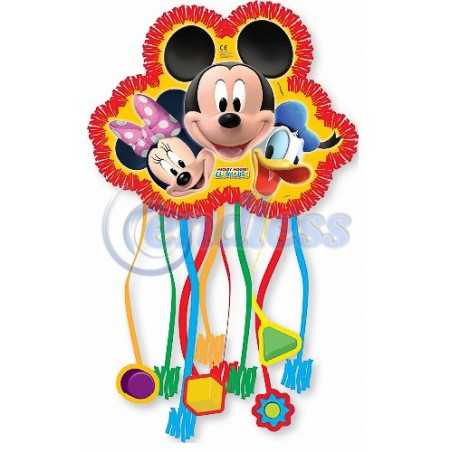 Pinata Mickey Playful