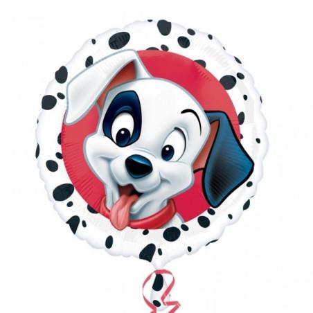 Balon folie 45 cm 101 Dalmatieni