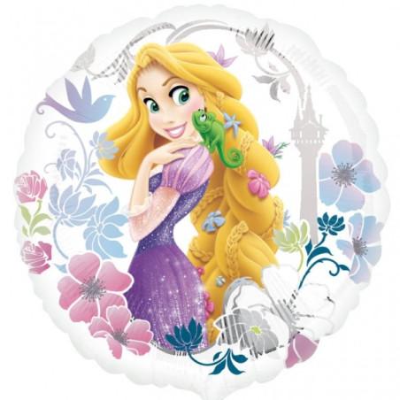 Balon folie 45 cm Rapunzel