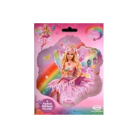 Balon folie 45 cm Barbie Fairytopia