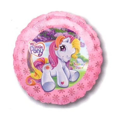 Balon folie 45 cm Little Pony