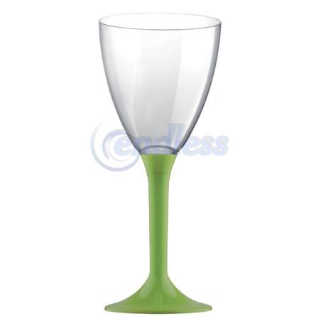 Set 6 pahare verzi pentru vin