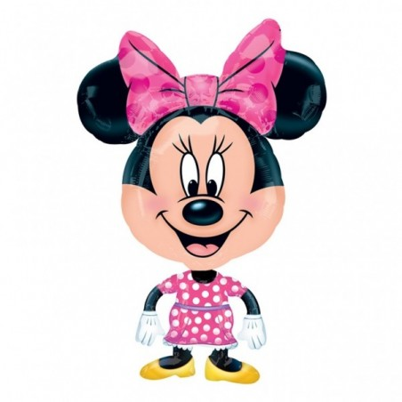 Balon folie Mini Airwalker Minnie