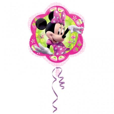 Balon folie 45 cm Minnie Flower