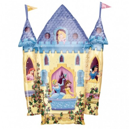 Balon folie figurina castel Printese