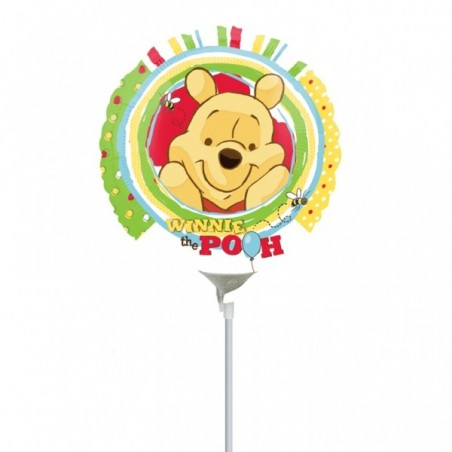 Balon mini folie Winnie the Pooh