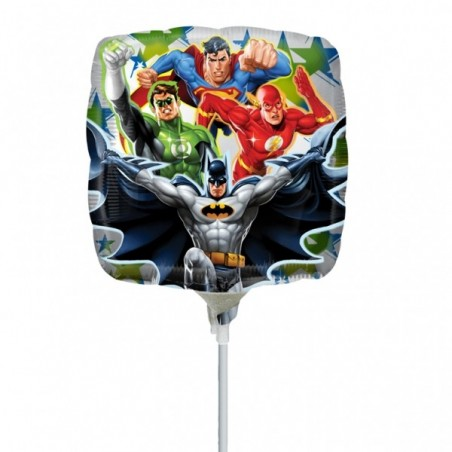 Balon mini folie Justice League