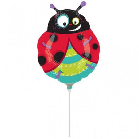 Balon mini figurina Lady Bug