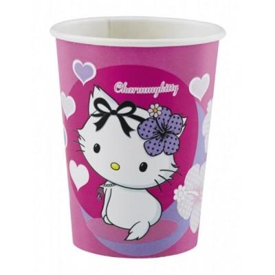 Set 8 pahare Charmmy Kitty
