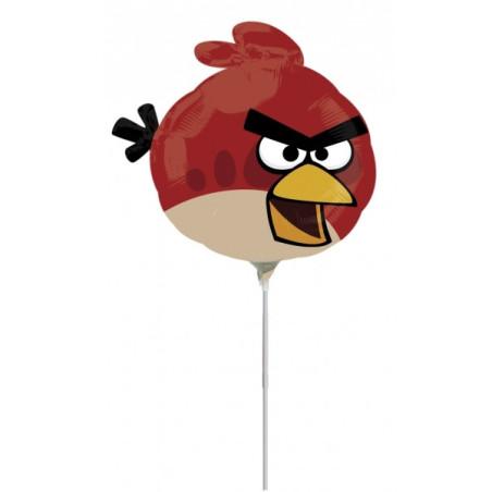 Balon mini figurina Red Bird