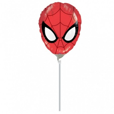Balon mini figurina Spiderman