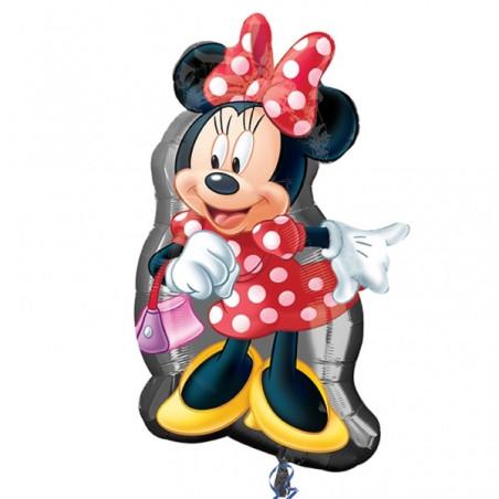 Balon folie figurina Minnie Mouse