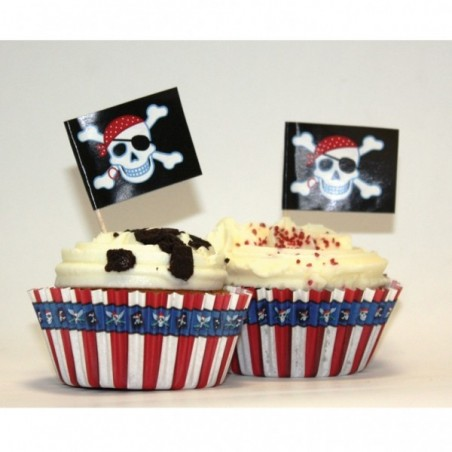 Kit forme briose Party Pirati