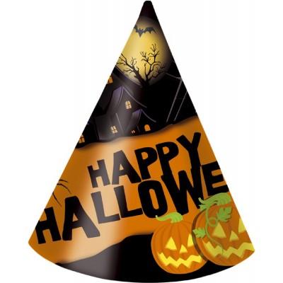 Set 6 coifuri Happy Halloween