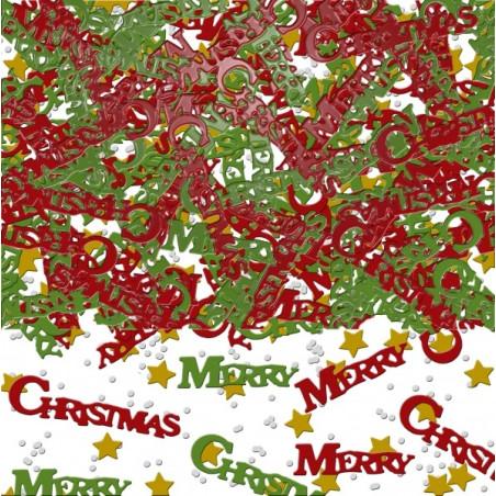 Confetti masa Merry Christmas