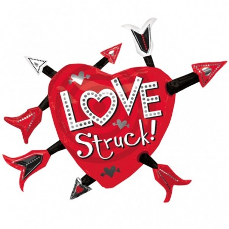 Balon folie figurina Love Struck