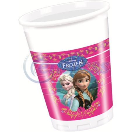 Set 8 pahare party Frozen