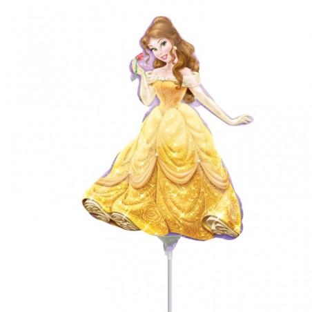 Balon mini figurina Printesa Belle