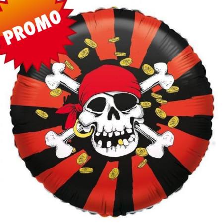 Balon folie 45 cm Pirate