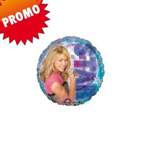 Balon folie 45 cm Hannah Montana