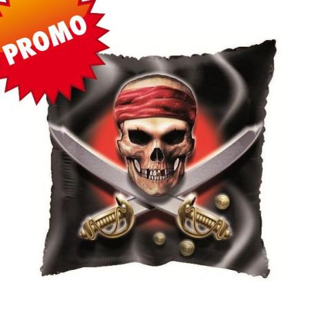Balon folie 45 cm Pirate flag