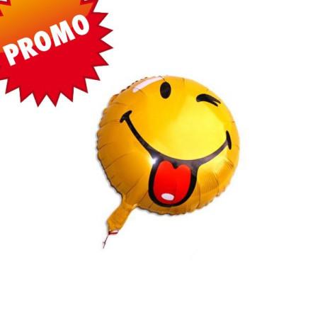 Balon folie 45 cm Smile