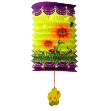 Lampion decorativ cilindric