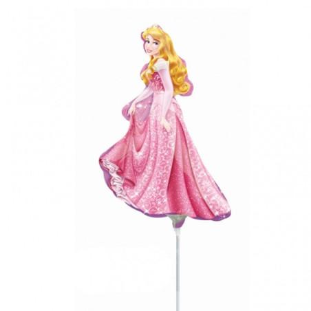 Balon mini figurina Sleeping Beauty