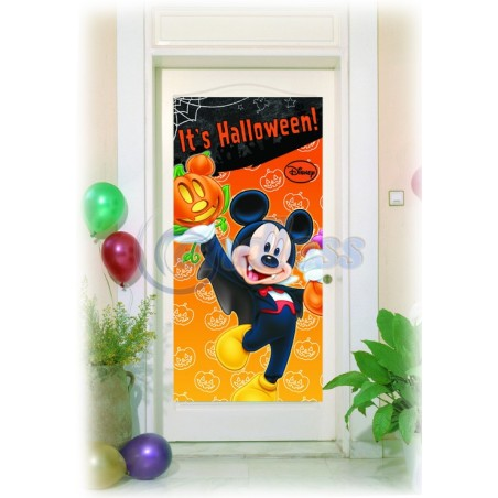 Banner usa Mickey Halloween