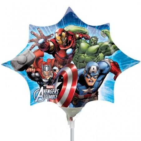 Balon mini figurina Avengers