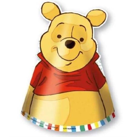Set 6 coifuri party Winnie Sweet Tweets