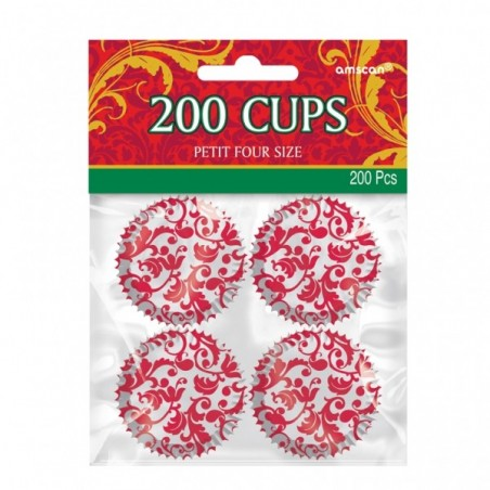 Set 200 forme mini briose Elegant
