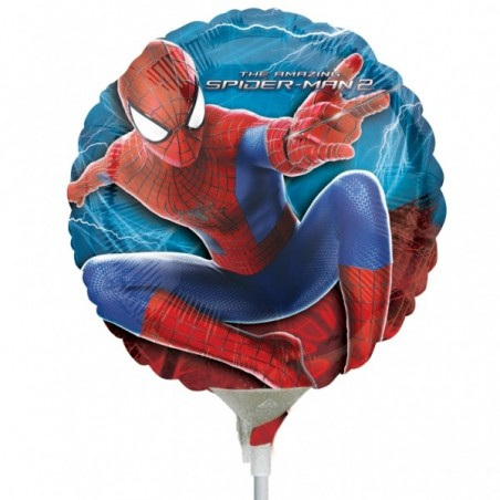 Balon mini folie Spiderman Amazing 2