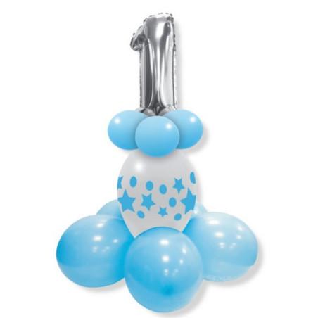 Mini kit bleu cifra 1