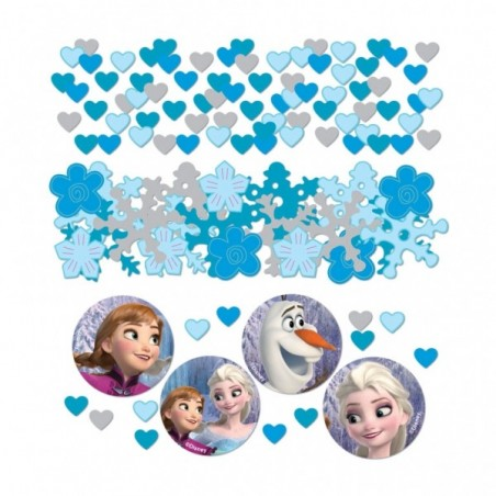 Set 3 pungi confetti masa Frozen
