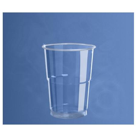 Set 50 pahare 300 cc transparente PET ARISTEA
