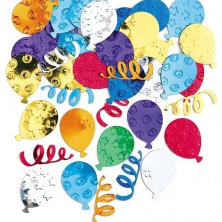 Confetti party de masa balonase si spirale