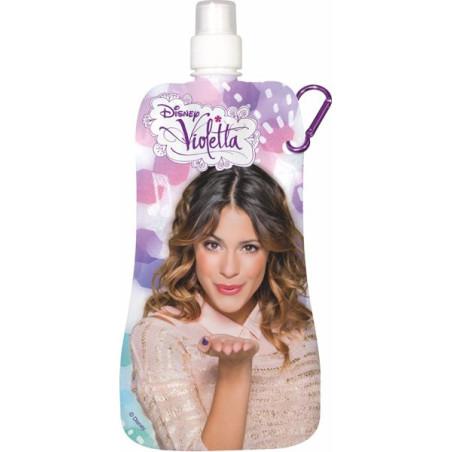 Bidon pliabil Violetta 48 cl
