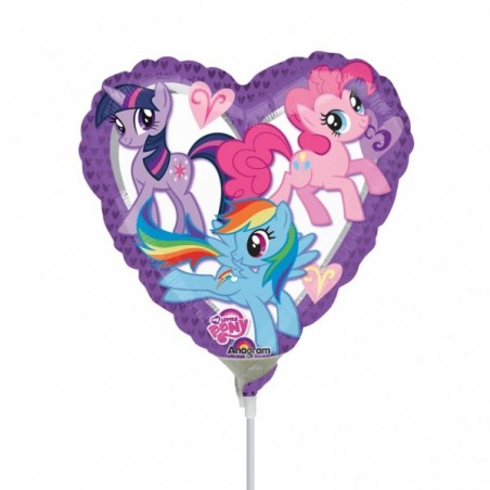 Balon mini folie Little Pony